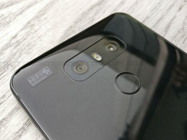LG G6 First Impressions