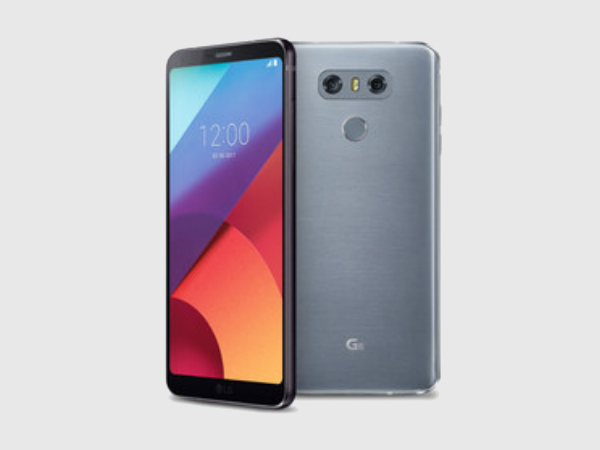 LG G6 pre-registrations opened for Indian consumers: Launch imminent
