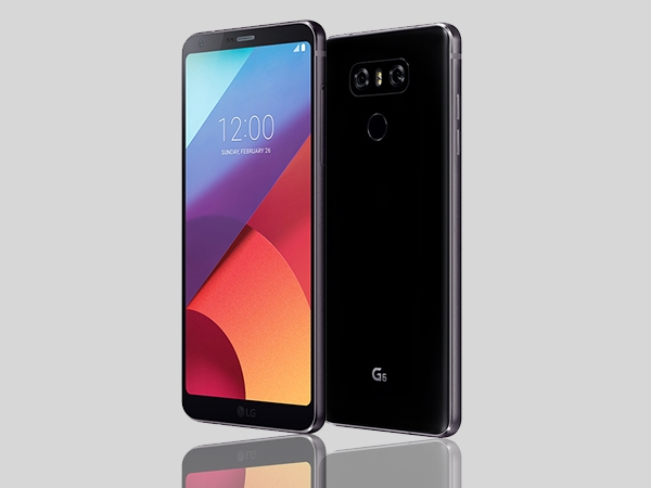 LG G6 might soon use face recognition to support LG Pay service