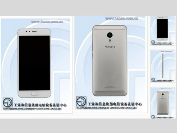 Meizu to launch a new mid-range smartphone? Appears on TENAA
