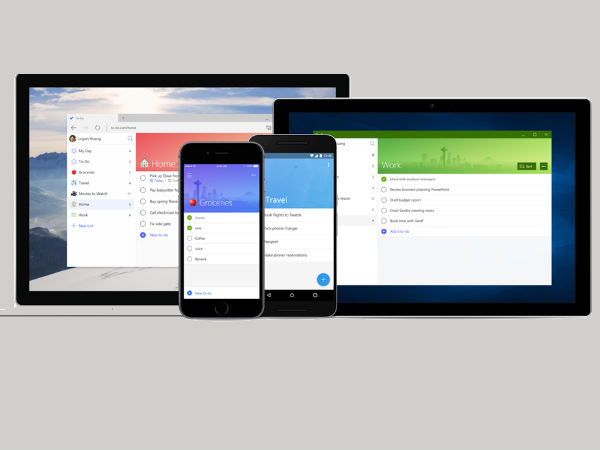 Microsoft launches To-Do: A new task management app