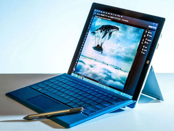 microsoft surface pro 5 likely to use intel kaby lake processor gizbot. Black Bedroom Furniture Sets. Home Design Ideas
