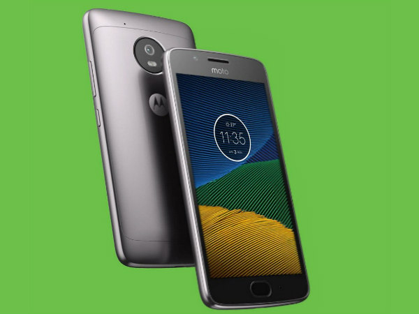 Moto G5 now available in India: Could pose a threat to these phones