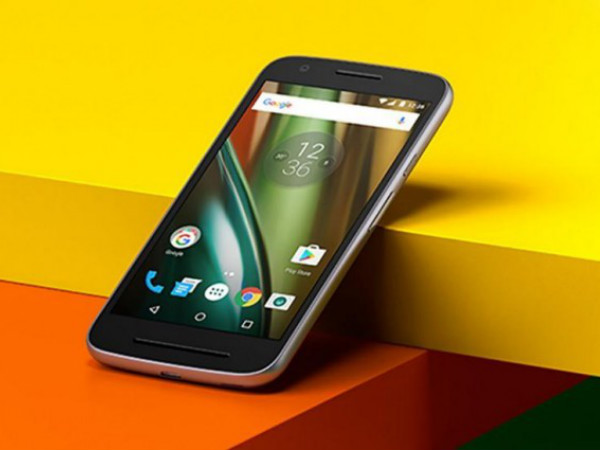Moto E4 Plus Goes Through FCC, Device to Sport a 5000mAh Battery