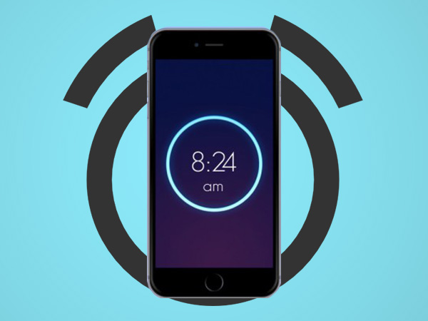 Never get late for work with these Alarm clock apps