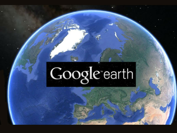 New Google 'Earth' to launch today at 6PM IST