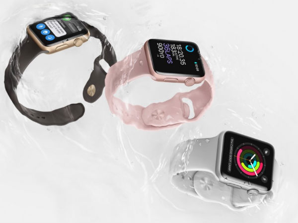 Next Apple Watch could have SIM card slot in it