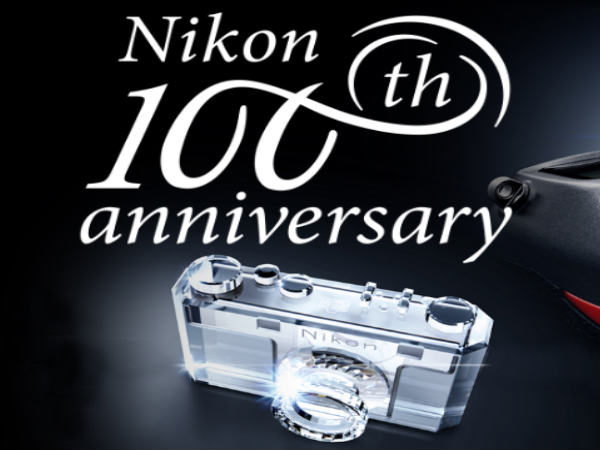 Nikon announces 100th Anniversary limited commemorative products