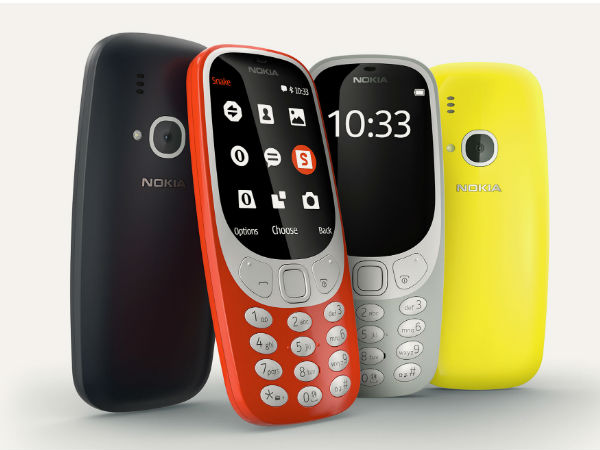 Nokia 3310 listed online at Rs 3899 in India: Threat to under 5K phone