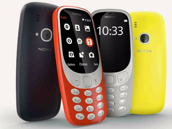 Nokia 3310 (2017) listed to go on pre-order in India on May 5 for Rs. 3,899