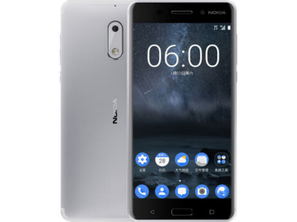 Nokia 6 gets a Silver paint job; open for pre-registration