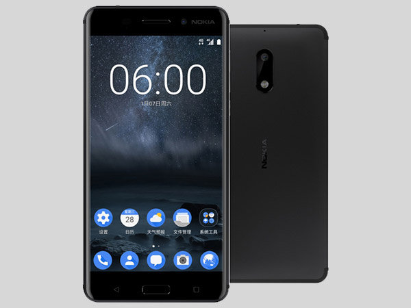 Nokia 6 now receiving Android 7.1.1 Nougat update