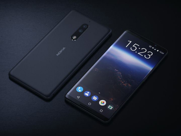 Nokia 9 concepts with bezel-less design, dual-lens cam look stunning