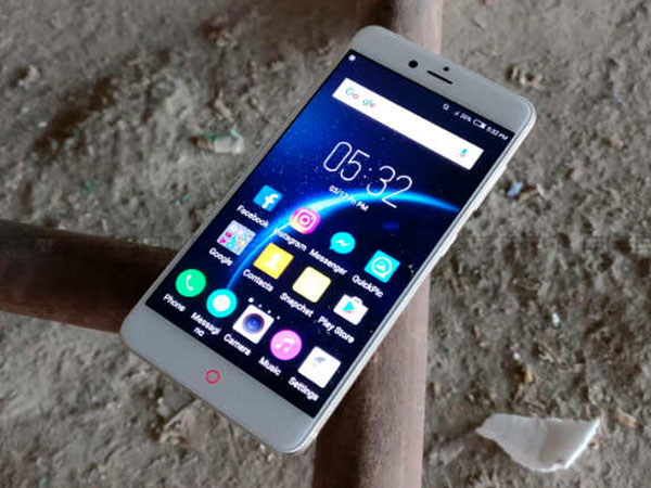 ZTE Nubia Z11 Mini S review