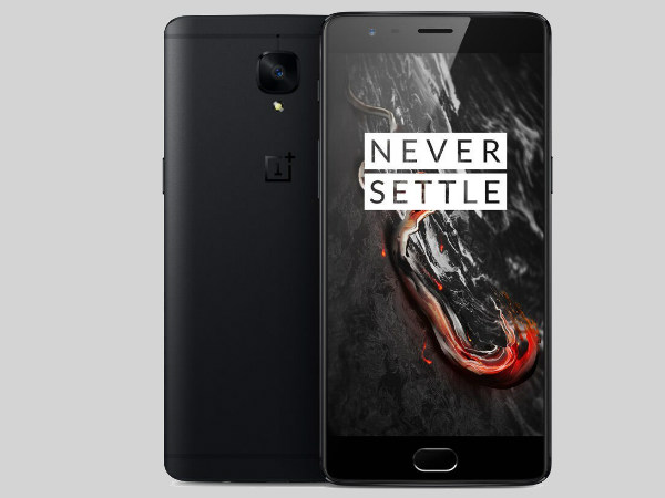 OnePlus 3T Midnight Black is now available via open sale on Amazon