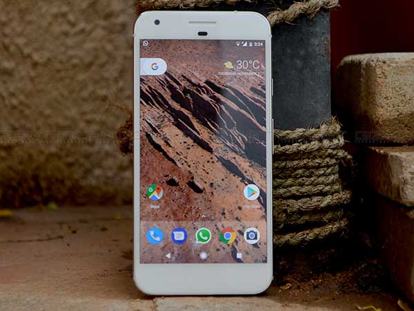 Pixel XL accidentally receives 'Dogfood' Build of May Security update
