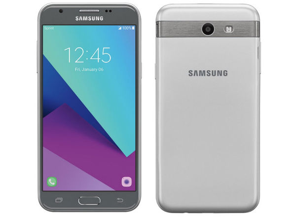 Samsung Galaxy J3 (2017) my come with Android 7.0 Nougat onboard