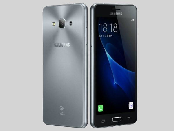 Samsung Galaxy J3 Pro launched at Rs, 8,490