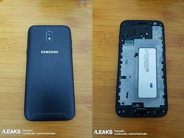 Samsung Galaxy J5 (2017) pictures leaked online