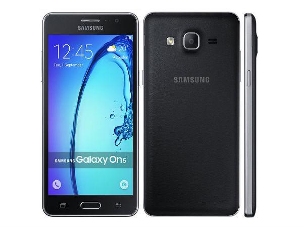 Samsung Galaxy On5 (2017)  gets TENAA certification