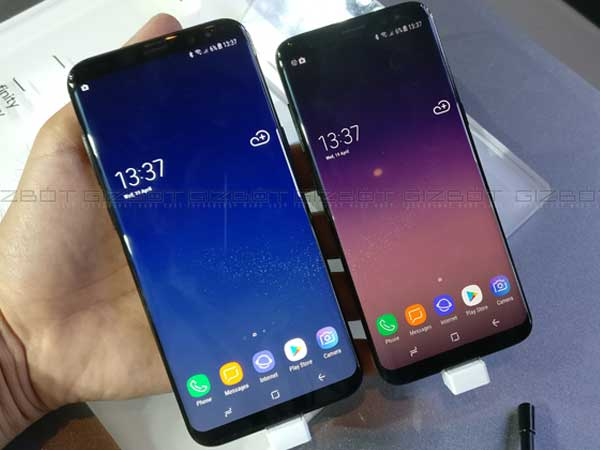 Samsung Galaxy S8 First Impressions