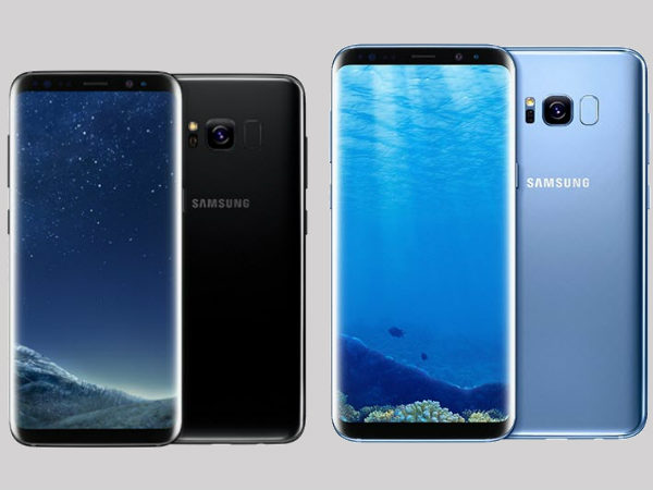 Samsung Galaxy S8 and S8+ pre-registrations now open in India