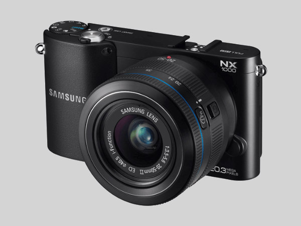 Samsung stops production and sales of digital cameras