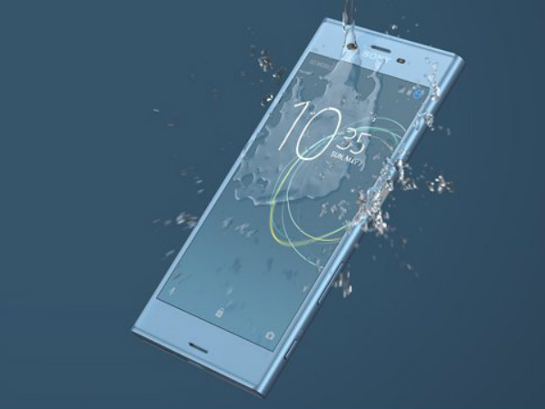 Sony Xperia XZs Vs smartphones with 19 MP camera