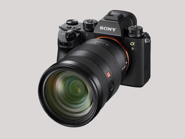 Sony A9 full-frame mirrorless camera launched