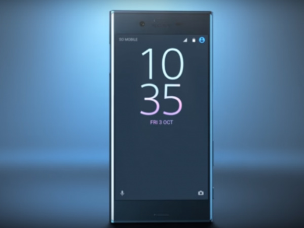 Sony Xperia XZ and Xperia X Performance gets Android Nougat 7.1.1