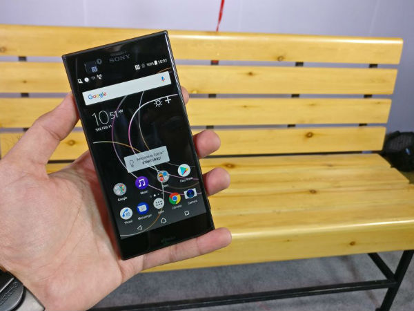 Sony XZs launched  in India at Rs. 49990
