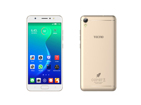 Tecno launches 5 smartphones in India with anti-oil fingerprint sensor