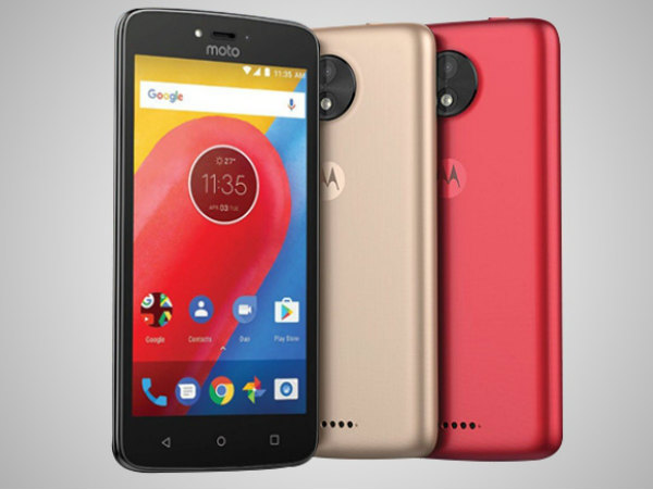 The Moto C gets Bluetooth SIG certification; To be launched soon