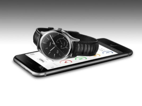 Timex IQ+ Move smartwatch launched at Rs. 9,995