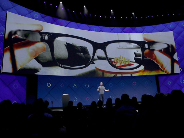 Two ideas on which Facebook building 8 is Working to Bring AR and VR