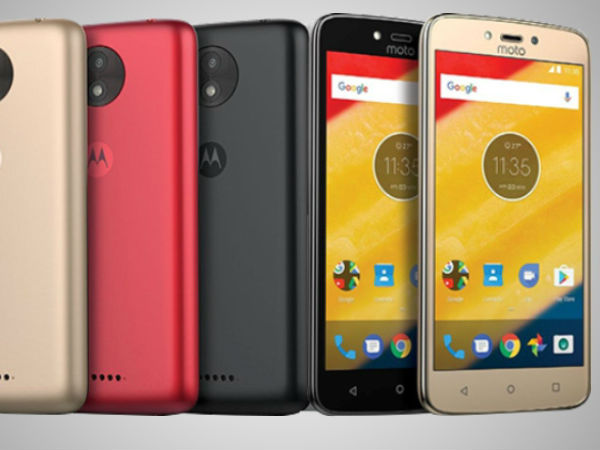 Moto C, C Plus, Moto E4, E4 Power, Moto Z2, Z2 Force: Specs round-up