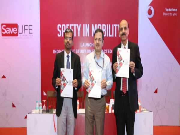 Vodafone launches new app for road safety