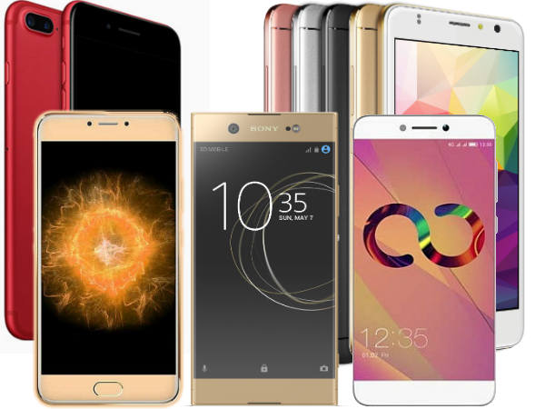 Weekly Roundup: iPhone 7 Red, Sony Xperia XA1, Micromax Evok