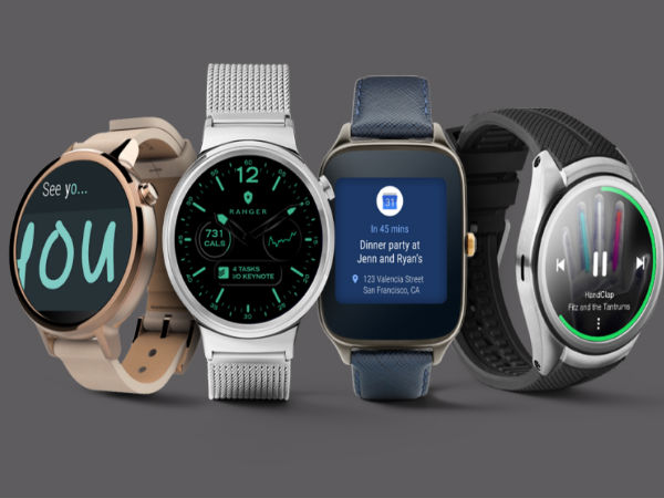 Android Wear 2.0 hits few more watches now