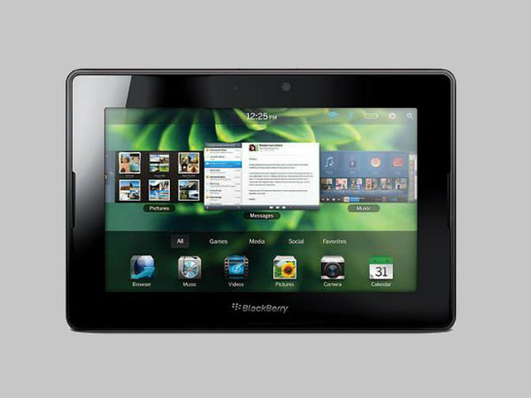 BlackBerry-branded Android tablet could hit the market soon
