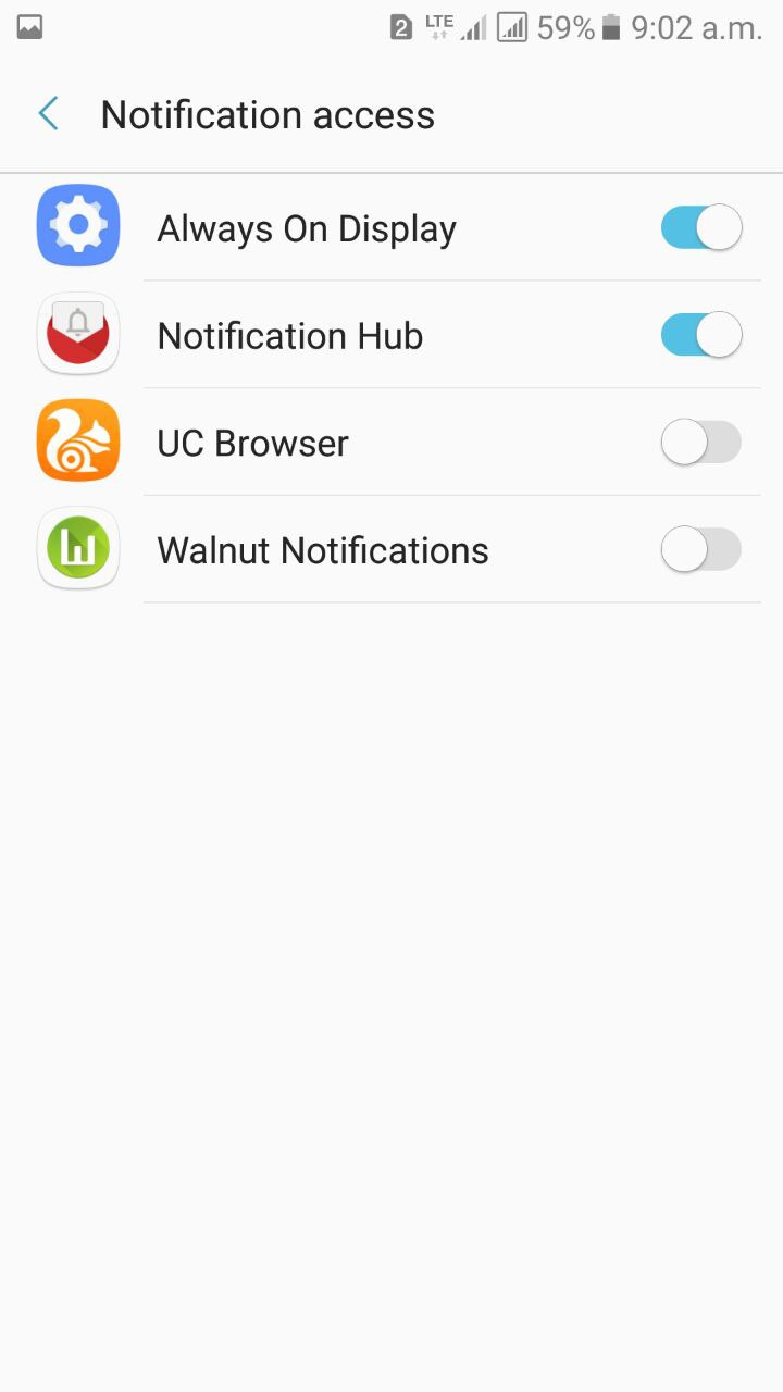 How to keep Android notification tray clean with centralized hub