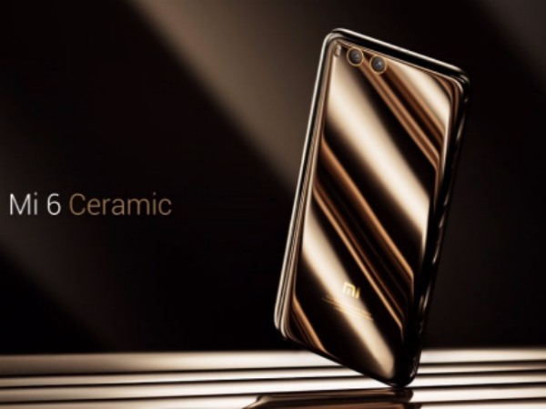 Xiaomi Mi 6 Ceramic Edition might be delayed until mid-May