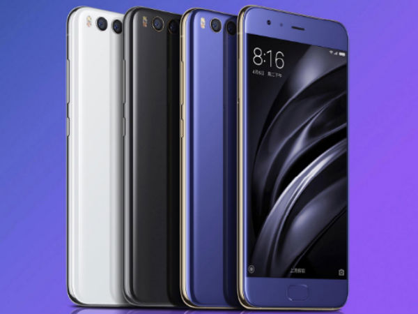 Xiaomi Mi 6 launched with Snapdragon 835, 6GB RAM and ceramic build