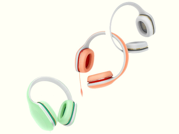 Xiaomi Mi Headphones Comfort launched at Rs. 2,999
