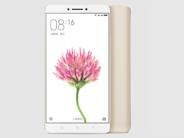 Xiaomi Mi Max 2 specs leaked on GFXBench portal