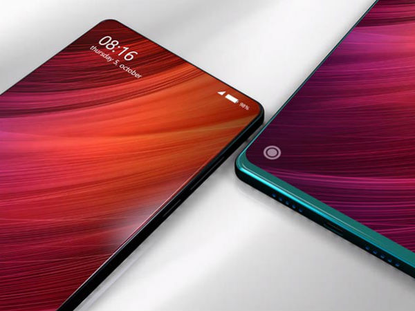 Xiaomi Mi Mix 2 might feature an AAC Actuator for better sound output