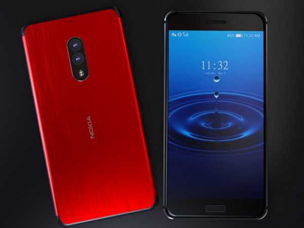Nokia 9 concept video shows Snapdragon 835 SoC and Carl Zeiss lens
