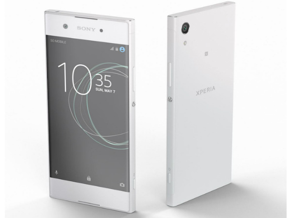 Sony Xperia XA1 with 23-megapixel camera launched at Rs 19,990