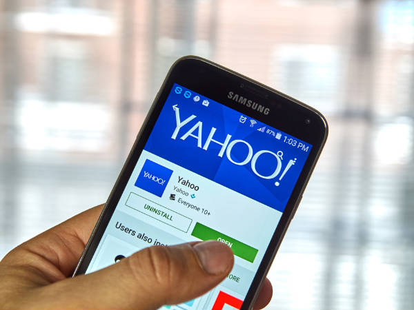 Yahoo: Mail search to give relevant results