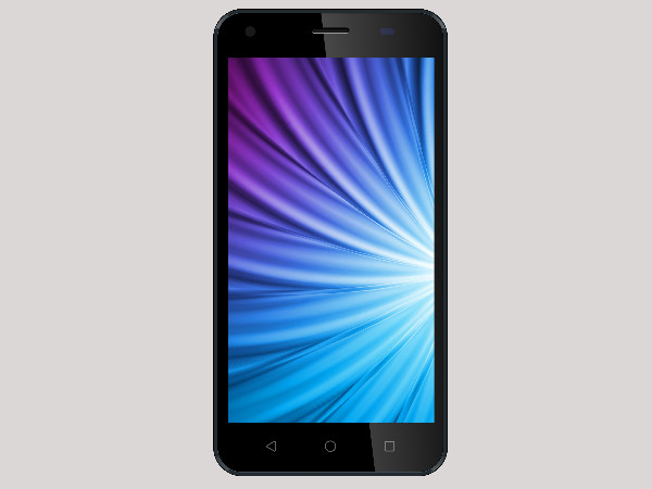 Ziox QUIQ Flash 4G smartphone launched at Rs. 4,444